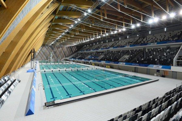 В Казани пройдет этап мировой серии FINA по прыжкам в воду.