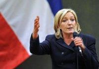 Марин Ле Пен: хиджабов на улицах не будет