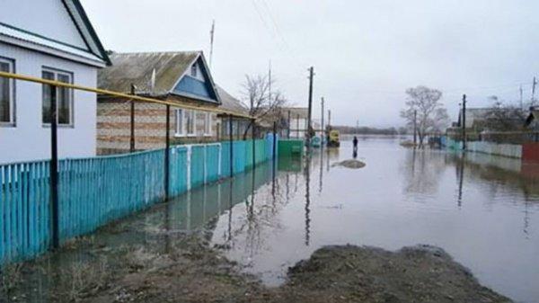 Подтопление грозит населенным пунктам Татарстана.
