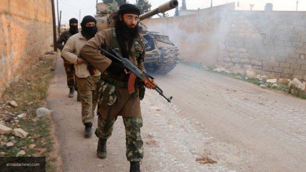 Боевики ИГИЛ.
