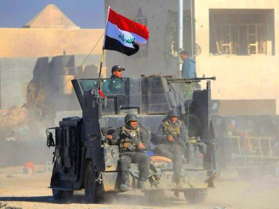 ИГИЛ захватила 9 офицеров армии Ирака вМосуле