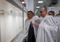 Минниханов о новом комплексе «Агросилы»: «Мы поражены этим инвестиционным проектом»