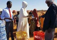 Пышной свадьбе мусульмане предпочли помощь нуждающимся