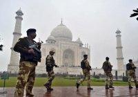 Охрану Тадж-Махала усилили из-за угроз ИГИЛ