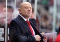 «Авангард» уволил тренера после поражения от «Ак Барса»