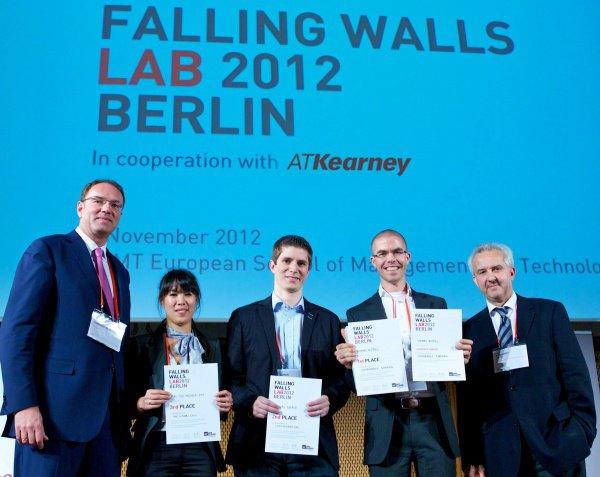 «Falling Walls» помогает молодым ученым заявить о себе.