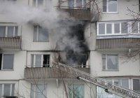 Полицейские спасли 20 жильцов из горящего дома