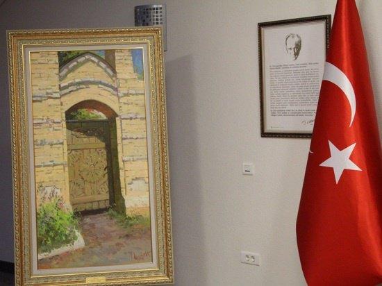 Выставка, посвященная Болгару.
