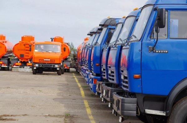 Русский рынок новых грузовиков вконце зимы нынешнего 2017-ого