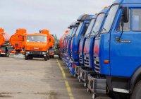 КАМАЗ занимает 40% рынка новых грузовых автомобилей в РФ