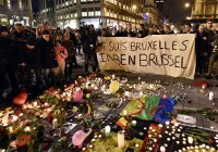 В Бельгии почтили память жертв терактов в Брюсселе