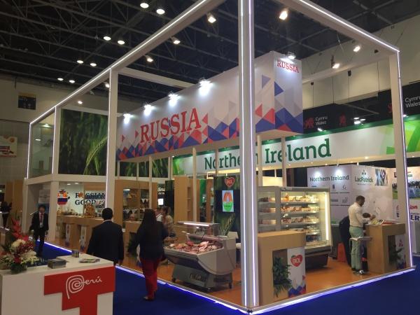Победитель конкурса «Лучший халяль-продукт» представил Россию на международной выставке в Дубае (ОАЭ)