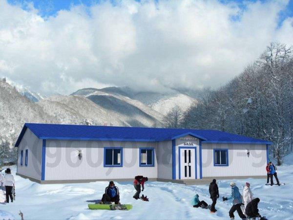 11 лыжных баз построят в2015-м году вТатарстане