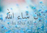 "Кто научил мусульман говорить ""Иншаллах""?"