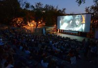 В парках Казани разместят шесть летних кинотеатров
