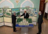 Шаймиев рассказал Грызлову о Болгарской исламской академии