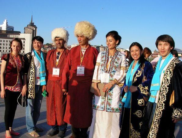 В мире более 100 млн носителей языков тюркской группы.