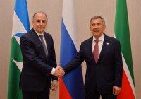 Рустам Минниханов и Юрий Коков обсудили перспективы сотрудничества РТ и КБР