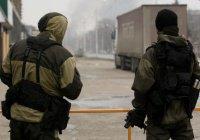В Чечне шестеро боевиков убиты при попытке прорваться в часть Росгвардии
