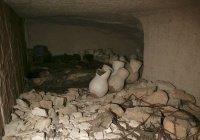В Египте обнаружили нетронутую гробницу возрастом 4000 лет