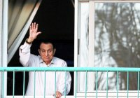 Хосни Мубарак вышел на свободу