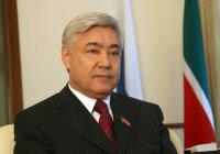 Фарид Мухаметшин занял 3 место в рейтинге руководителей законодательных собраний