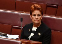 Австралийский сенатор предложила «запретить мусульман»