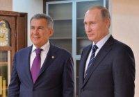 Социологи: популярность президентов России и Татарстана остается стабильной