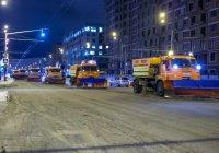 650 тысяч тонн снега вывезли из Казани