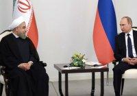 Президент Ирана начинает официальный визит в Россию