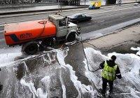 Казанские улицы помоют с шампунем
