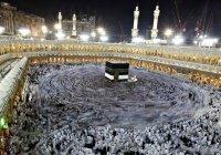 В этом году Запретная мечеть примет на 40% хаджиев больше