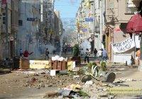 Конфликт полицейского и беженца в Турции перерос в погромы