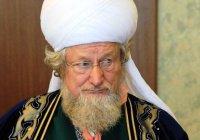 Таджуддин: в мечетях ЦДУМ имамов-ваххабитов нет