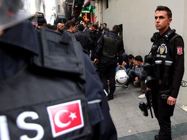 Массовые чистки в Турции.