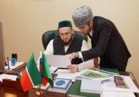 Муфтий Татарстана провел прием граждан