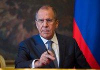 Лавров: ситуация в Сирии улучшилась благодаря России, Ирану и Турции