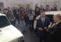 Ильдар Халиков открыл III Международный Форум Автомобилестроения РТ