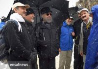 Президент Ирана в западных одеяниях взбудоражил социальные сети (Фото)