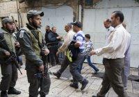 Израильские военные арестовали охранников мечети Аль-Акса