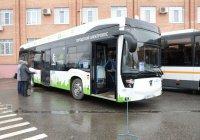 КАМАЗ выпустит партию электробусов к ЧМ-2018