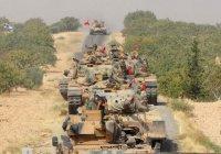 Турция объявила о завершении операции «Щит Евфрата»