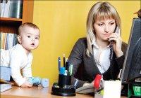 «Работать мамой» сложнее, чем строить карьеру – опрос