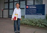 14-летний мусульманин преподает математику в британском вузе