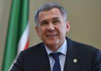 Рустам Минниханов занял 3 место в рейтинге в сфере ЖКХ