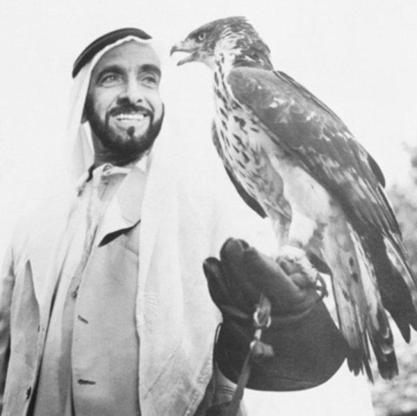 Шейх Зайд ибн Султан Ал Нахайан