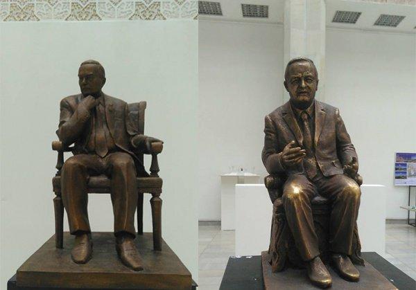 Вweb-сети интернет появились варианты монументов Исламу Каримову