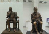 Варианты памятников Исламу Каримову появились в сети (Фото)