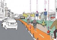 В Казани презентовали проект велодорожной сети за 643 млн рублей