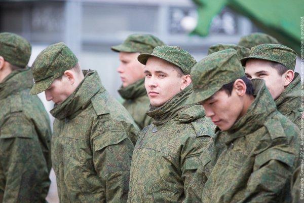Весенний призыв в Татарстане.